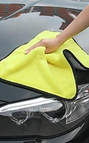microfibra tirolt22449 toalla toalla de lujo de limpieza del coche 45 * 38cm limpieza del coche toalla