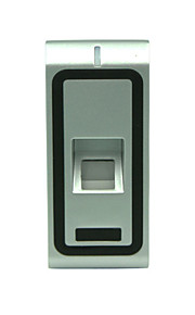 125kHz rfid card waterdichte metalen behuizing vingerafdruk toegangscontrole systeem met afstandsbediening