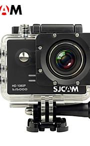 SJCAM SJ5000 Sportskamera 2 14MP / 12MP 4000 x 3000 4X ± 2 EV CMOS 32 GB H.264Engelsk / Tysk / Italiensk / Russisk / Fransk / Spansk /