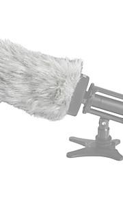 Boya by-p160 lodne udendørs interview mikrofon forruden muffe til shotgun kondensator mikrofoner