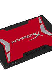 Kingston HyperX savage 480GB ssd sata 3 2.5 (7mm hoogte) solid state drive bundel kit (shss3b7a / 480g)