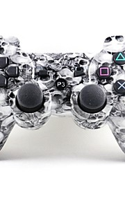 trådløs joystick bluetooth DualShock3 SIXAXIS genopladelige controller gamepad for sony ps3