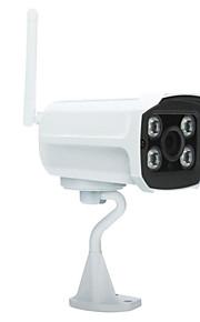 1.0mp trådløs wifi hd 720p ip kamera ONVIF udendørs sikkerhed p2p nattesyn
