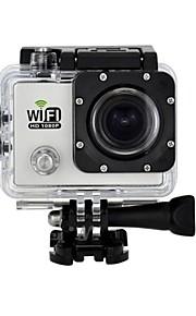 lnzee lnzee G550 Sportskamera/GoPro Style-kamera 2 12MP 640 x 480 / 2592 x 1944 / 3264 x 2448 / 1920 x 1080 / 4032 x 3024 60fps / 30fps