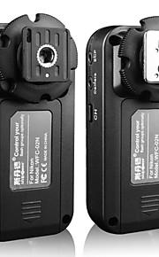 sidande WFC-02n trådløs flash udløser 2,4 GHz 3 grupper 5 kanaler nikon D300S D600 D610 D800 D800E D3100 D7000 dslr