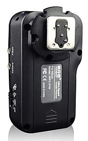 sidande WFC-01N draadloze flitser trekker geschikt voor Nikon D5100 D90 D600 D800 D7000 D3100 D-SLR digitale camera