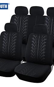 autoyouth ajuste universal mayoría de los vehículos de la marca nueva cubierta del asiento de tela en bucle coche lleno fundas de asiento