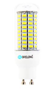 Ampoules Maïs LED Blanc Chaud / Blanc Froid 1 pièce T GU10 20W 99 SMD 5730 2000 lm AC 100-240 V