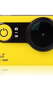 OEM SJ8000 Sportskamera/GoPro Style-kamera 2 12MP 2592 x 1944 / 3264 x 2448 / 4032 x 3024 60fps / 30fps Nej +1 / -1 / 2 / 0 / -2 CMOS32