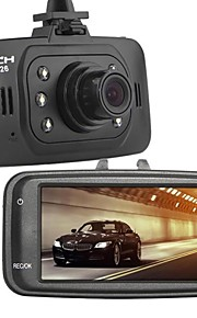 Video-uit / GPS / Groothoek / 720P / 1080P / HD / Schokdempend-5MP CMOS-2592 x 1944-CAR DVD