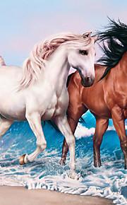 아트 데코 벽지 콘템포라리 벽 취재,기타 Large Mural Wallpaper Horse