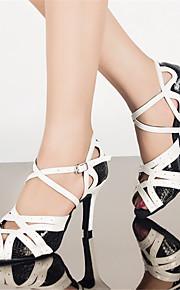 Sapatos de Dança(Multicolorido) -Feminino-Personalizável-Latina / Jazz / Salsa / Samba / Sapatos de Swing