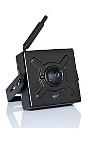 cctvman super ip mini kamera 720p trådløse wifi pinhole vidvinkelobjektiv 1MP audio tf card slot ONVIF p2p ip cam