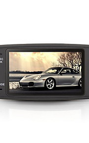 CAR DVD-3264 x 2448- con8.0MP CMOS- paraG-Sensor / Gran Angular / 1080P / HD / Antigolpes