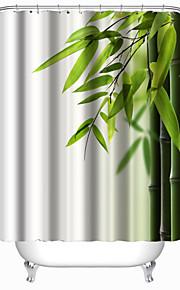 "Duschdraperi-Modern-Polyester-W71""×L71""(W180cm x L180cm)"