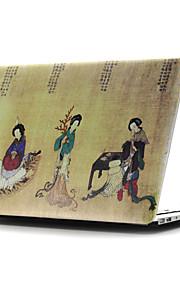 MacBookの空気11 '' / 13 ''用着色の描画〜2スタイルフラットシェル