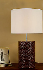 Simple Atmosphere Hotel Luxurious Leather Table lamp