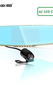 CAR DVD-5.0 Mega CMOS-1600 x 1200-Full HD / Video ud / G-sensor / GPS / Vidvinkel / 1080P