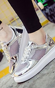 Women's Shoes Minnetonka Patent Leather / Tulle Platform Comfort Fashion Sneakers Outdoor / Athletic / Casual
