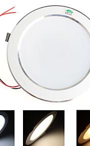 1개 Zweihnder 12W 48 SMD 5730 1020 lm 따뜻한 화이트 / 차가운 화이트 / 내추럴 화이트 장식 천장 조명 AC 85-265 V