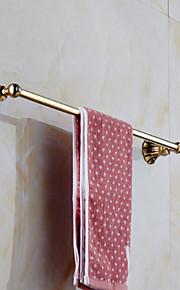 Barre porte-serviette,Contemporain Ti-PVD Fixation Murale