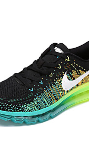Nike Free Flyknit Air Max Mens Running Shoes Trainer Sneakers Shoes Black Green Gray Orange