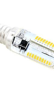 Ampoules Maïs LED Blanc Chaud / Blanc Froid 1 pièce T E12 4W 80 SMD 3014 280-300 lm AC 100-240 V