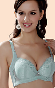 KNF Women's Push-up Bra Soft Padded Lady Bra Underwear. Item . Thick B-Cup. Three Hook-And-Eye