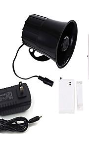125db buzzer høyttaler trådløs alarm sirene horn og hjem sikkerhetsbeskyttelse system