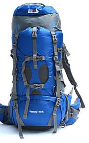 70+5 L mochila Acampada y Senderismo / Escalar / Deportes de ocio / Viaje Al Aire LibreImpermeable / Secado Rápido / A prueba de lluvia /