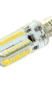Ampoules Maïs LED Blanc Chaud / Blanc Froid 1 pièce T E11 4W 80 SMD 3014 320-360 lm AC 100-240 V