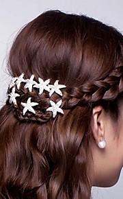 The Starfish Diamond Hairpin (Set Of 4)