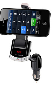 Vehicle Bluetooth UBS mobile phone FM full support