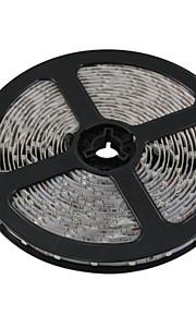 HRY 5 M 60/M 3528 SMD Blanc chaud / Blanc Etanche 1.5 W Bandes Lumineuses LED Flexibles DC12 V