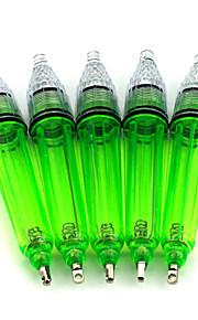 Luz Pesca Pesca-1PC pcs-LED / Impermeable Verde Plástico-Other Pesca de Cebo