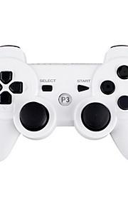 Hvid DualShock 3 trådløs Controller til Playstation 3/PS3