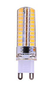 LED à Double Broches Gradable / Décorative Blanc Chaud / Blanc Froid YWXLIGHT 1 pièce T E14 / G9 / G4 / E12 / E17 / E11 / BA15D 6W 80SMD