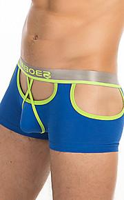 Men's Sexy Underwear Multicolor High-quality Nylon Boxers
