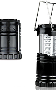 Linternas y Lámparas de Camping LED 1 Modo 100LM Lumens A Prueba de Agua / Emergencia Otros AAACamping/Senderismo/Cuevas / De Uso Diario