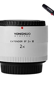 yongnuo® yn-2,0x iii pro 2x telekonverter extender autofokus mount linse til Canon EOS ef kameralinsen