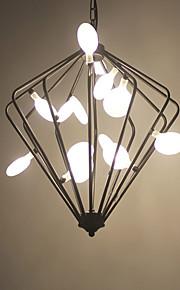 3W Vintage LED Korrektur Artikel Metall PendelleuchtenWohnzimmer / Schlafzimmer / Esszimmer / Studierzimmer/Büro / Kinderzimmer /