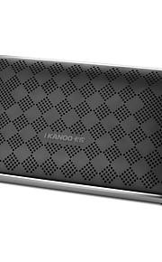 ikanoo i-908 portemonnee mini draagbare draadloze bluetooth stereo speaker met hands-free functie, TF-kaartlezer