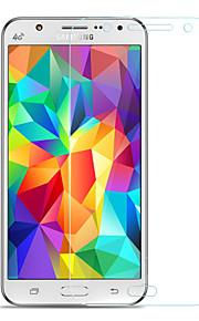 for samsung galaxy j5 skjermbeskytter herdet glass 0.26mm
