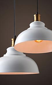 MAX 60W Tradicional/Clásico / Campestre Mini Estilo Pintura Metal Lámparas ColgantesSala de estar / Habitación de estudio/Oficina /