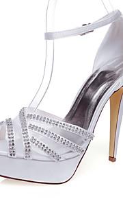 Chaussures de mariage-Blanc-Mariage / Soirée & Evénement / Habillé-Talons-Sandales-Homme