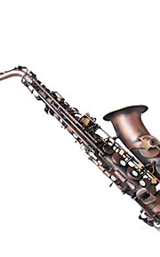 Red Bronze Alto Saxophone Custom-Made Alto Saxophone Instruments Sachs Wholesale
