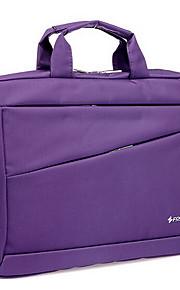 fopati® 14inch laptop case / taske / etui til lenovo / mac / samsung sort / lilla