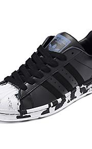 adidas alkuperäiset superstar miesten skeittikenkä rento lenkkarit Kengät Valkoinen mustalla