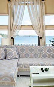 européen canapé épaississant classique couverture de haute qualité canapé en tissu chenille serviette