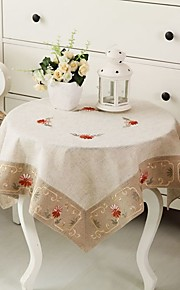 Linen Neliö Table Cloths
